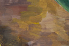 Fragment of the picture for the abstract artistic background. Se Stock Photos