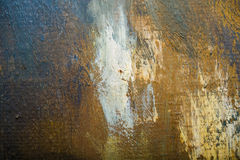 Fragment of the picture for the abstract artistic background. To Stock Image