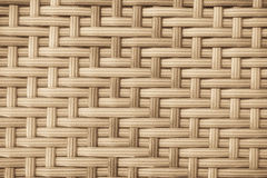 Fragment of plastic wicker texture.  royalty free stock image