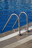Fragment of pool Stock Photo