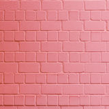 fragment of red brick wall Royalty Free Stock Images