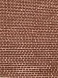 Fragment of red brick wall of the Kremlin. Moscow, Russia royalty free stock photography
