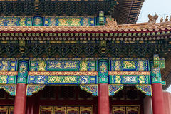 Fragment of roof Royalty Free Stock Images