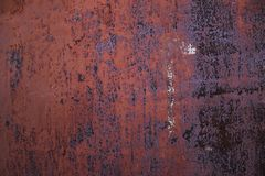 Rusty abstract background stock image
