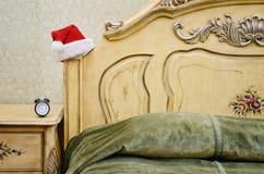 Santa's Bedroom Royalty Free Stock Photo