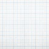 Fragment of a squared piece of paper Royalty Free Stock Photos