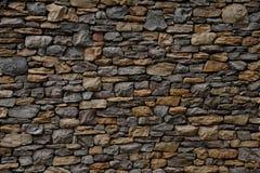 Fragment stone wall Stock Photos