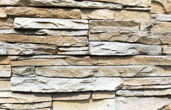 Fragment stoned wall Royalty Free Stock Image