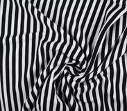 Fragment of a striped fabric Royalty Free Stock Photography