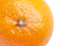 Fragment tangerine or orange Royalty Free Stock Photo