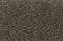 Fragment texture of silk fabric with an oversized patch pattern. Royalty Free Stock Photo
