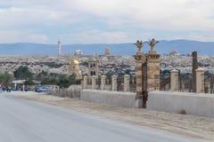 Fragment van de Doopplaats van iFragment van Jesus Christ - van Qasr Gr Yahud van de Doopplaats van Jesus Christ - Qasr Gr Yahud  Stock Foto's