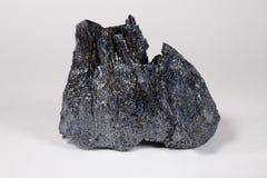 Fragment van de lava van de vulkaan Etna royalty-vrije stock fotografie