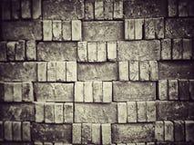 Fragment van een baksteen royalty-vrije stock foto