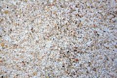 Fragment van een concrete muur met het gekleurde close-up van zandvlekken Concept energie Royalty-vrije Stock Fotografie