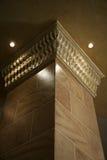 Fragment van een kolom Royalty-vrije Stock Afbeelding