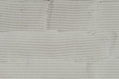 Fragment van een muur met krassen en barsten royalty-vrije stock afbeelding