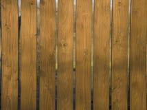 Fragment van houten fense Royalty-vrije Stock Afbeeldingen