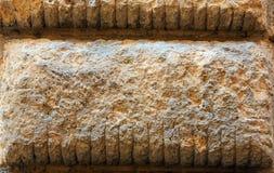 Fragment van muurachtergrond Royalty-vrije Stock Fotografie
