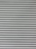 Fragment van venster plastic zonneblinden Stock Afbeeldingen
