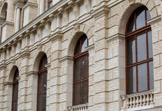 Fragment of Vienna architecture Royalty Free Stock Photography