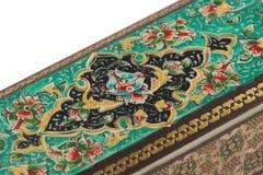 Fragment von tradiocional easten Muster Stockbilder