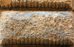 Fragment of wall background Royalty Free Stock Photography