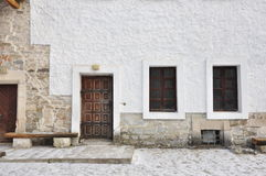 Fragment of the wall Stock Photography