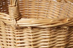 Fragment of weaving Royalty Free Stock Photo