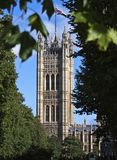 Fragment of  Westminster  Palace Stock Photos