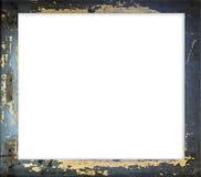 Fragment wood frame Stock Photo