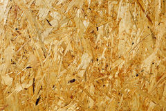 Fragment of wooden fibreboard panel surface Royalty Free Stock Images