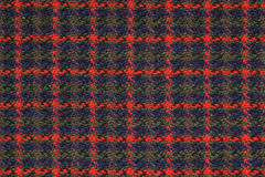 A fragment of woolen cloth Stock Image