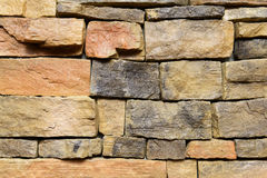 Fragmentary tile background Royalty Free Stock Photo