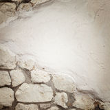 Fragmented stone wall texture. Fragmented stone old wall texture Stock Photo
