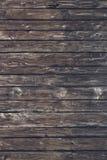 Fragmentet av träväggen, detalj texturerade bakgrund Arkivbild