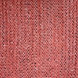 Fragmento cor-de-rosa feito malha de pano Imagem de Stock