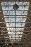 Fragmento da arquitetura urbana moderna Imagem de Stock Royalty Free