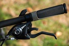 Fragmento da bicicleta da bicicleta de competência foto de stock royalty free