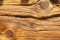 Fragmento da casa de madeira velha Imagens de Stock Royalty Free