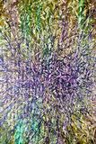 Fragmento da imagem da arte abstrato Foto de Stock Royalty Free