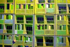 Fragmento da imagem da arte abstrato Fotos de Stock Royalty Free
