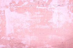 Fragmento da parede com attritions e quebras Imagens de Stock Royalty Free