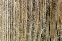 Fragmento da parede da casa de madeira velha fotografia de stock