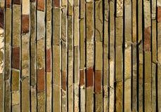 Fragmento da parede do mosaico foto de stock royalty free