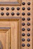 Fragmento da porta do palácio Imagens de Stock Royalty Free