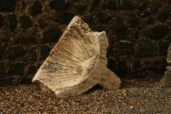 Fragmento da sinagoga de Jesus Fotografia de Stock Royalty Free