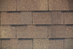 Fragmento da telha do telhado Imagens de Stock