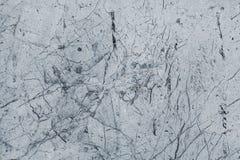 Fragmento da textura de pedra com riscos e quebras Fotografia de Stock Royalty Free