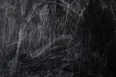 Fragmento da textura de Schoolboard foto de stock